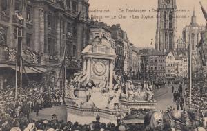 Antwerpen , Belgium , 00-10s ; Luweelenstoet , De Praalwagen