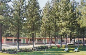 Canada Evergreen Motel Princeton British Columbia