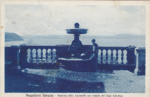 Anguillara Sabazia, Province of Rome, Lazio , Italy , 00-10s ; Fontana dello ...