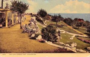 The Cliff Looking East Leigh-on-Sea 1963