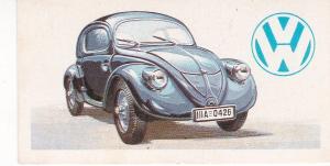 Trade Card Brooke Bond History of the Motor Car No 39
