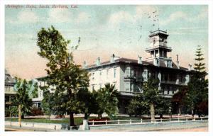 16262  CA Santa  Barbara  Arlington Hotel