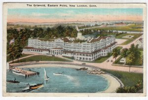 New London, Conn, The Griswold, Eastern Point