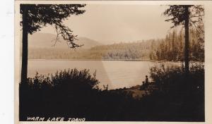 RP; IDAHO, 1930-1940´s; Warm Lake Idaho