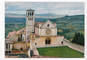 ASSISI, Basilica di S. Francesco, Chiesa Superiore, Upper Church, used Postcard