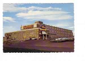 Vagabond Motor Inn, 70's Cars, Regina Saskatchewan, Fartak