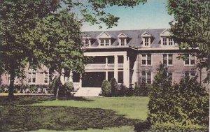 Kansas Barbourville Stevenson Hall for Men Union College Handcolored Albertype