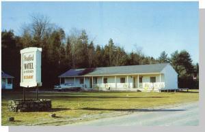 Danbury, New Hampshire/NH Postcard, Stratford Motel/Cottages