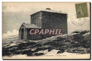 Postcard Old Sainte Baume The Holy Pilon