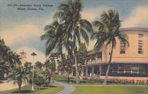 Florida Miami Beautiful Barry College Miami Shores