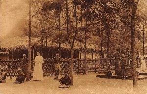 India Kumbakonam Missionary Catechists of Mary Immaculate Postcard