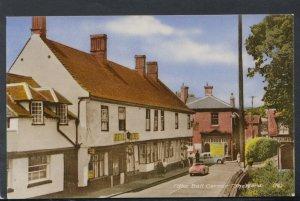 Norfolk Postcard - The Bell Corner, Thetford   RS19173