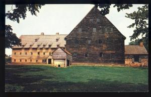 Ephrata Cloister, Penn/PA Postcard,Saron Sister's House/Sall