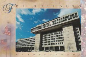 Washington D C The F B I Building