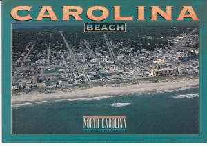 Carolina Beach , North Carolina , 60-80s ; Panorama view #6