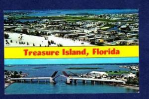 FL Beach Hotels Bridge View TREASURE ISLAND FLORIDA PC