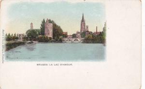 Bruges: Le Lac D'Amour, West Flanders, Belgium, 00-10s