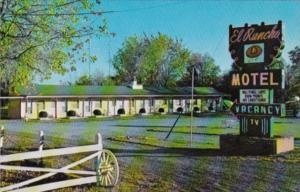 Virginia Winchester El Rancho Motel