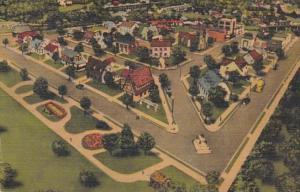 Pennsylvania Hamburg Village Of Fairfield Gieringer's Miniature Village 1948