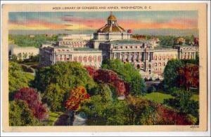 Library of Congress & Annex, Washington DC