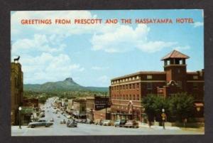 AZ Hassayampa Hotel PRESCOTT ARIZONA Valley Bank PC