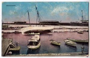 Muelie y Tajamar de La Guaira, Pier of La Guaira