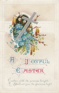 CLAPSADDLE ; Blue Flowers , EASTER , 1914