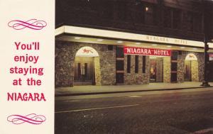 VANCOUVER, British Columbia, Canada; PU-1980; Niagara Hotel