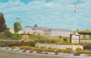 Tourist Bureau & Museum , QUESNEL , B.C., Canada , 40-60s