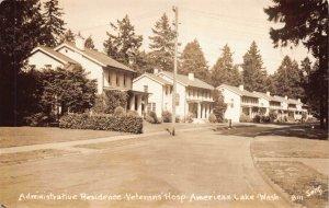 RPPC Admin Residence at Veteran's Hospital in American Lake, Washington~130616