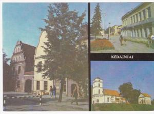 Multiple Views of BALATOMALMADIBOL, Hungary, 50-70's