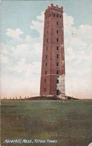 Tiltons Tower, Haverhill, Massachusetts,   00-10s