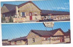 Motel Louise , Quebec , Canada , 40-60s