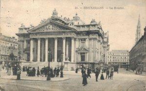 Belgium - Brussels Brussel Bruxelles Postcard Lot of 7 01.03