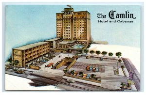 Postcard The Camlin Hotel & Cabanas, Seattle WA G18