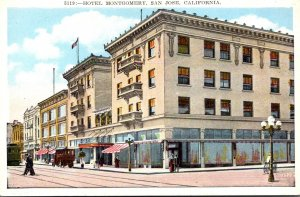 California San Jose Hotel Montgomery