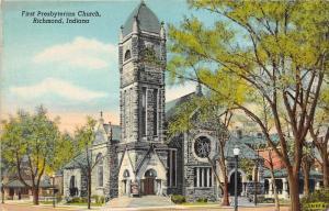 Virginia  Richmond  First Presbyterian Church