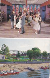 Manoir Du Lac , St. Gabriel de Brandon , Quebec , Canada , 40-60s View #2 Dan...