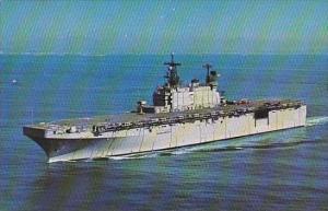 U S S BELLEAU WOOD LHA-3