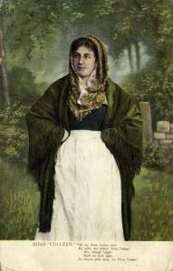 ireland, Irish Colleen, Costumes (1908)