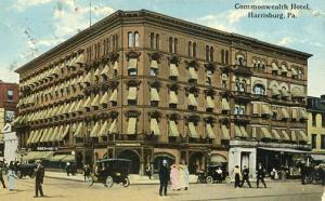 PA - Harrisburg. Commonwealth Hotel