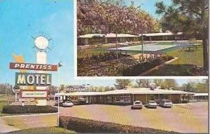 MS Natchez Prentiss Motel & Pool