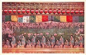 uk41943 japan costume types folklore geisha