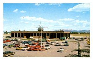 VT - South Burlington. Burlington International Airport