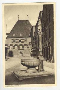 Rathaus, Hall, Tirol, Austria, 1910s