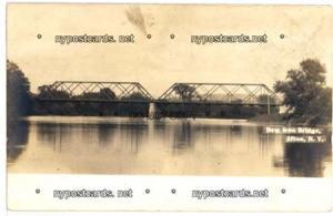 RPPC, New Bridge, Afton NY