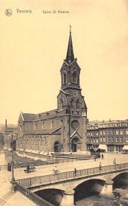 Belgium Verviers Eglise St Antoine Church Kirche