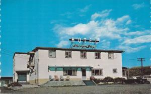 Exterior,  Hotel Horizon Bleu,  Rimouski,  Quebec,  Canada,  40-60s