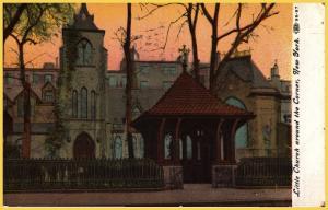 New York, N.Y., Little Church around the Corner - 1910