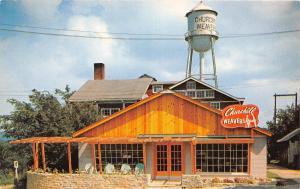 E22/ Berea Kentucky Ky Postcard Chrome Roadside Churchill Weavers Crafts